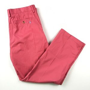 Tailorbyrd Men's Pink Pants 36x30